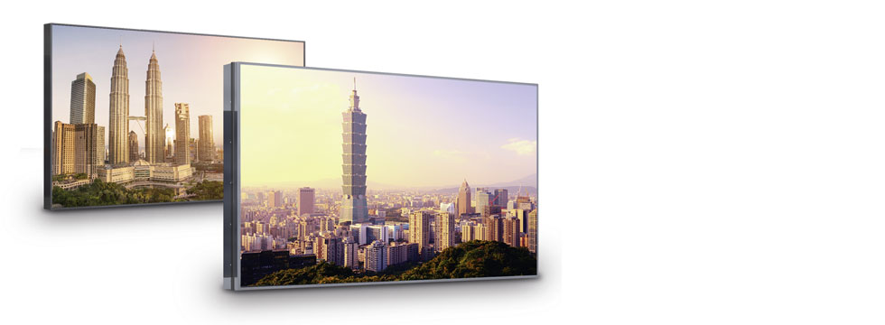 new lcd videowall displays
